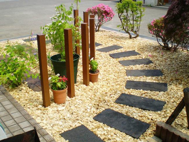 小樽市H様邸-お庭のリフォーム